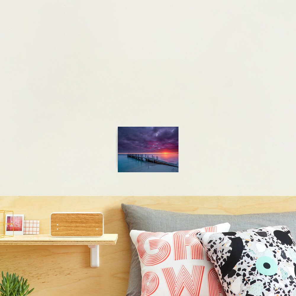 Quindalup Sunrise Photographic Print