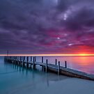 Quindalup Sunrise by Paul Pichugin