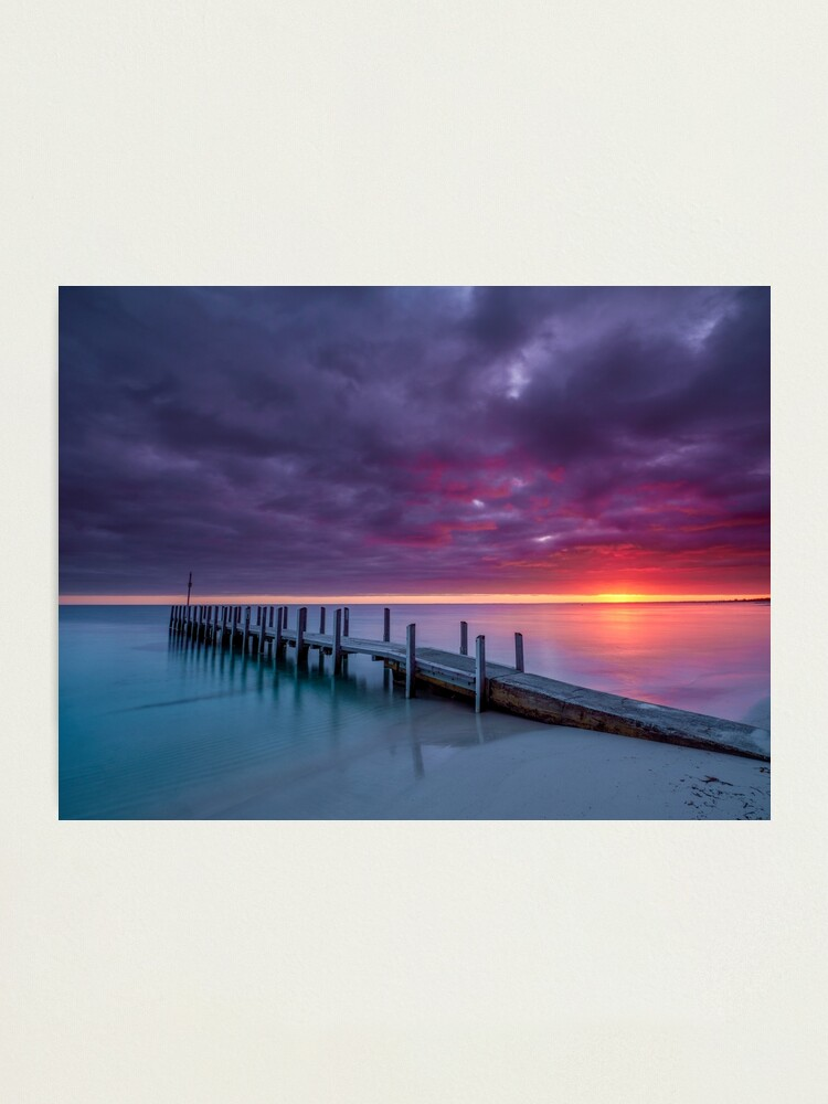 Alternate view of Quindalup Sunrise Photographic Print