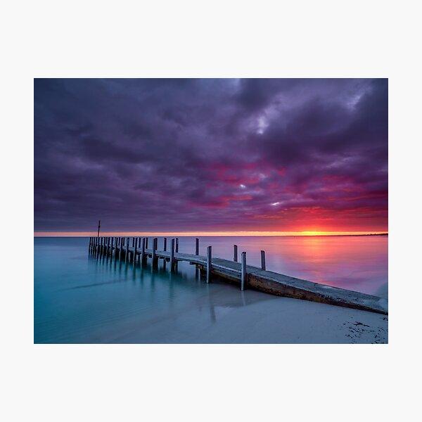 Quindalup Sunrise Photographic Print