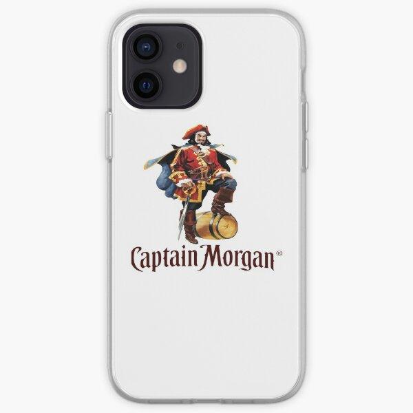 Capitaine morgan Coque souple iPhone