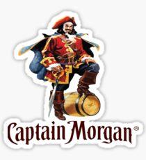 Pegatina Capitán Morgan