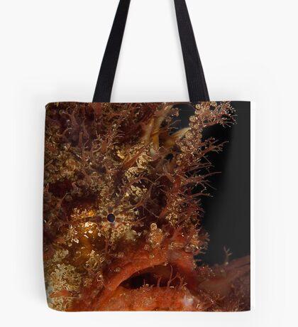 Tasselled Anglerfish Tote Bag