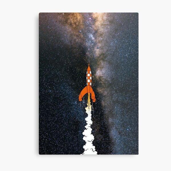 Objectif: les étoiles Lámina metálica