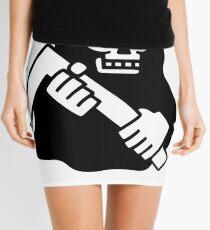 Death Mini Skirt