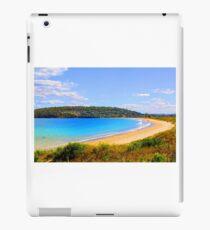 Saturated beach iPad Case/Skin