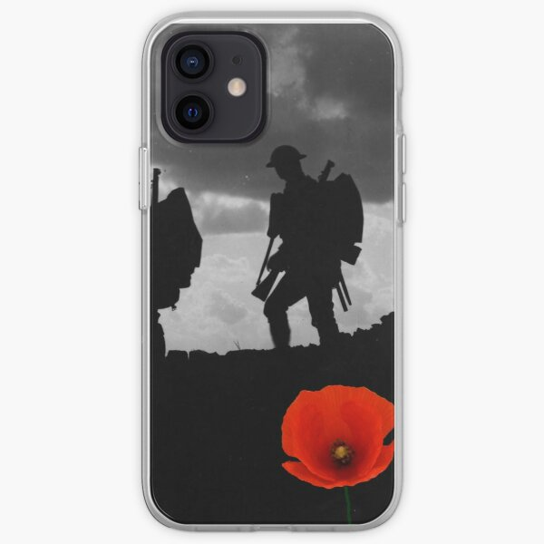 Poppy Appeal 2014 iPhone Soft Case