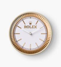 Rolex Gold Clock