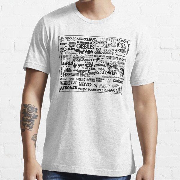 All djs, armin, vini vici, tiesto, marlo, axwell, hardwell Essential T-Shirt