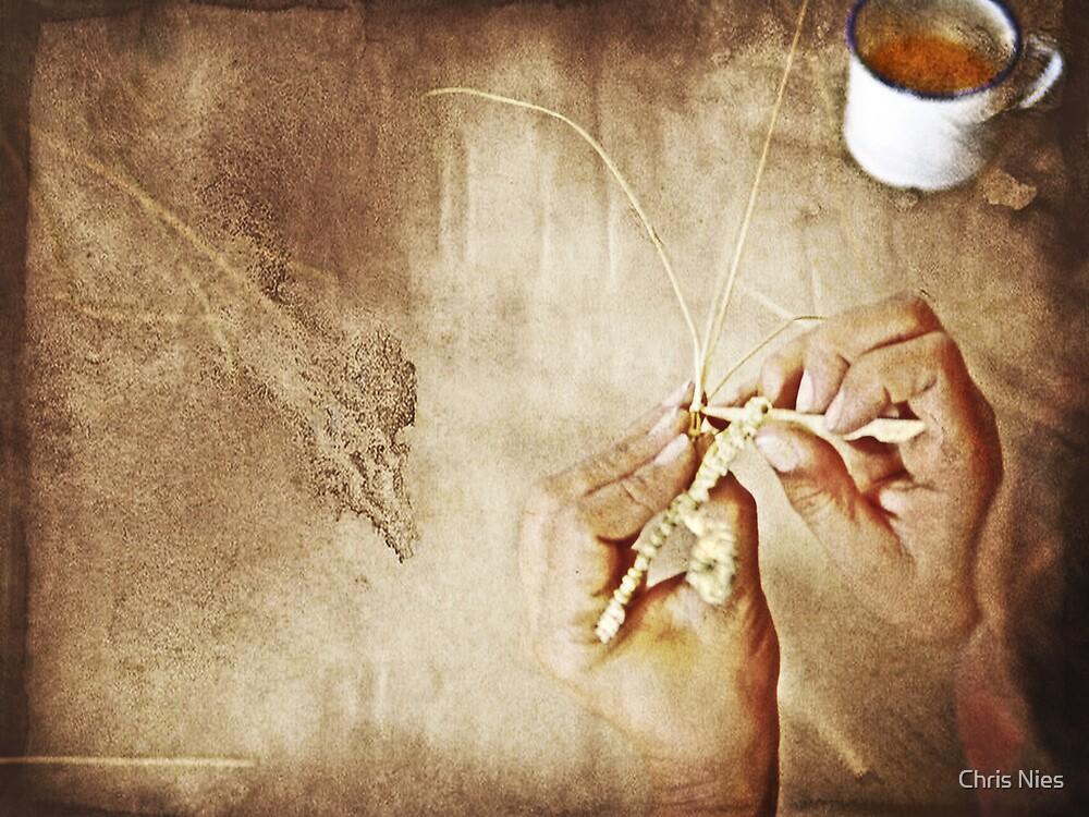 Weaving Hands by Chris Nies