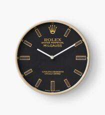 Rolex Oyster Perpetual Milgauss Clock