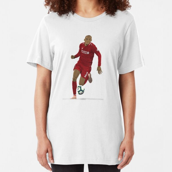 Fabinho - Liverpool Slim Fit T-Shirt