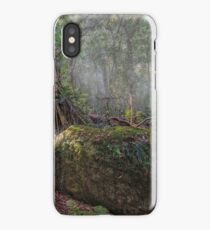 the gondwana rainforest iPhone Case/Skin