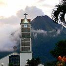 Holy Volcano....La Fortuna, Costa Rica by graeme edwards