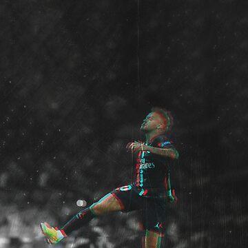 Neymar Jr by fgallaway