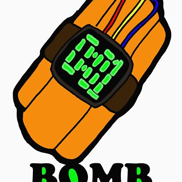 BOMB by Tee-King