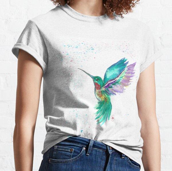 Hummingbird- be free Classic T-Shirt