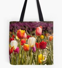 Spring Flowers in Bloom Tote Bag