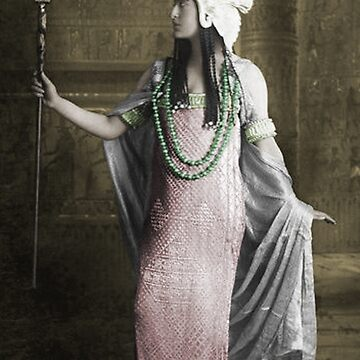 Constance Collier by princessbunhead