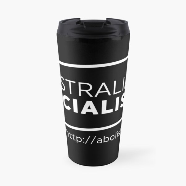 AusSoc Travel Mug