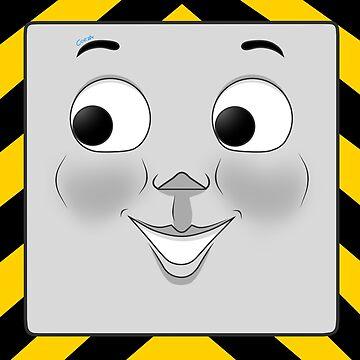 Mavis (happy face) by corzamoon