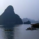 Halong Bay....Vietnam by graeme edwards