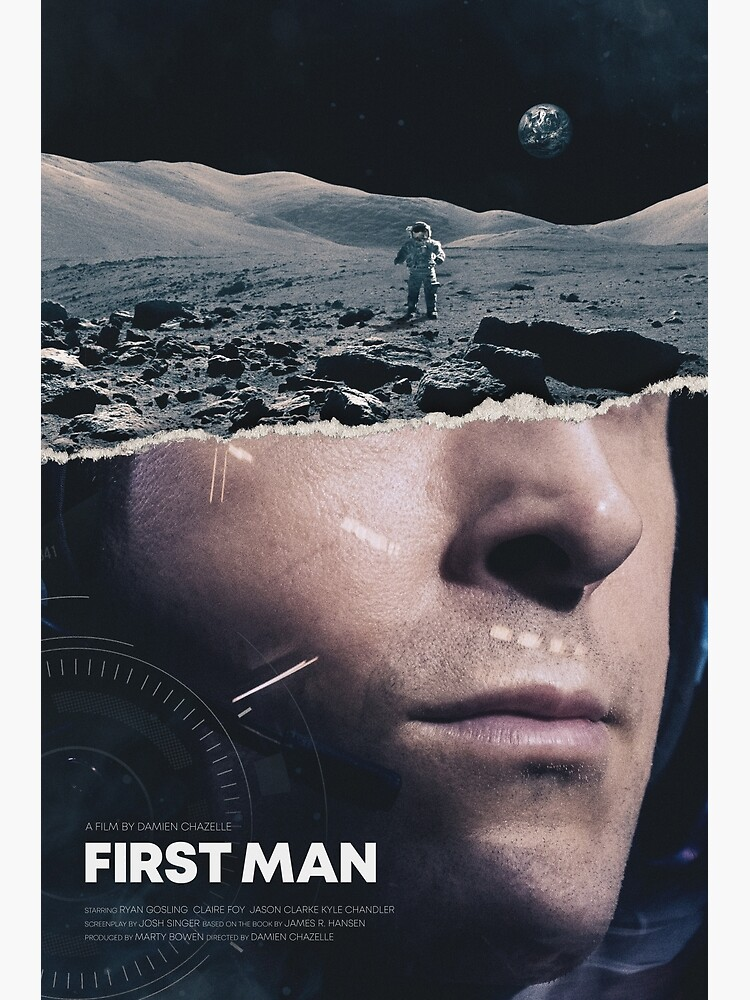 First Man by ryve