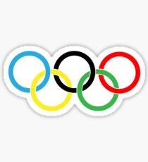 Olympia Pyeongchang Sticker