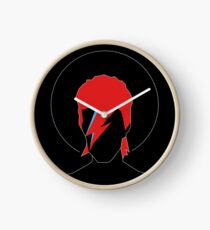 David Bowie Tribute Clock