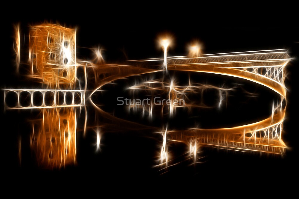 Immaculate Reflections by Stuart Green