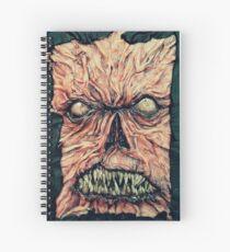 Necronomicon ex mortis Spiral Notebook
