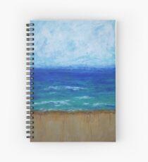Beach III Spiral Notebook