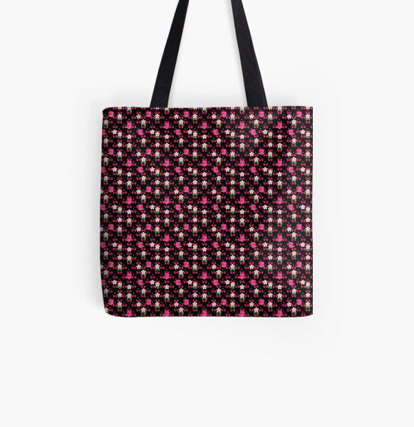 Cherry blossom All Over Print Tote Bag
