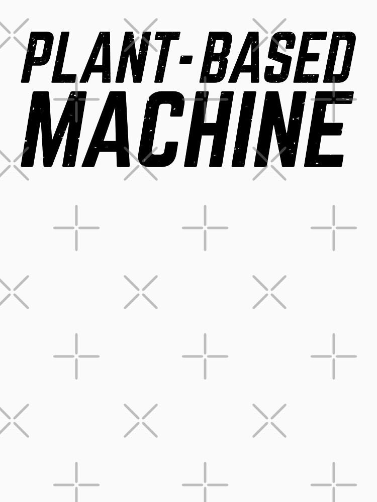 plant-based machine by PlantVictorious