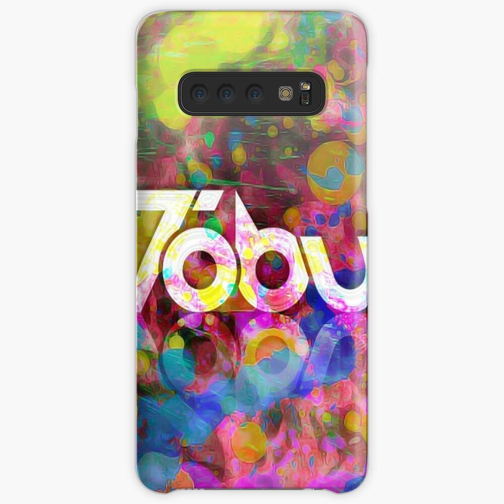 Tobu - Colorful logo Case & Skin for Samsung Galaxy
