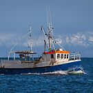 Small Fishing Boat by Photos by Ragnarsson