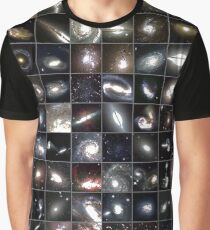 #Physics #Astronomy #Hubbles #Universe #trillion #galaxies #counting #Each #one #galaxies #contains #billions #stars #alone #Hubble #trilliongalaxies #Eachoneofthese #billionsofstars #Arewealone Graphic T-Shirt