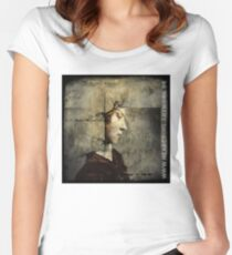 No Title 48 T-Shirt Women's Fitted Scoop T-Shirt