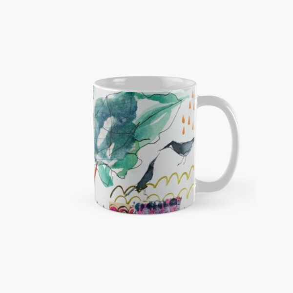 Rhubarb Classic Mug