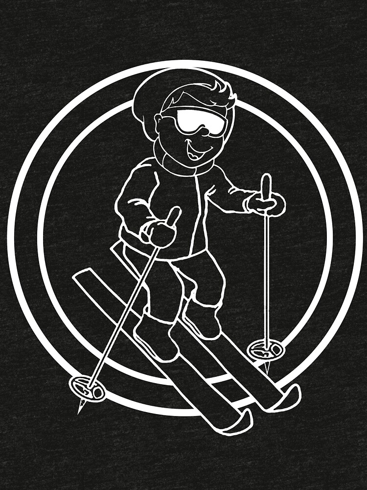 Skier - Casual - Relaxed by ShirtNow