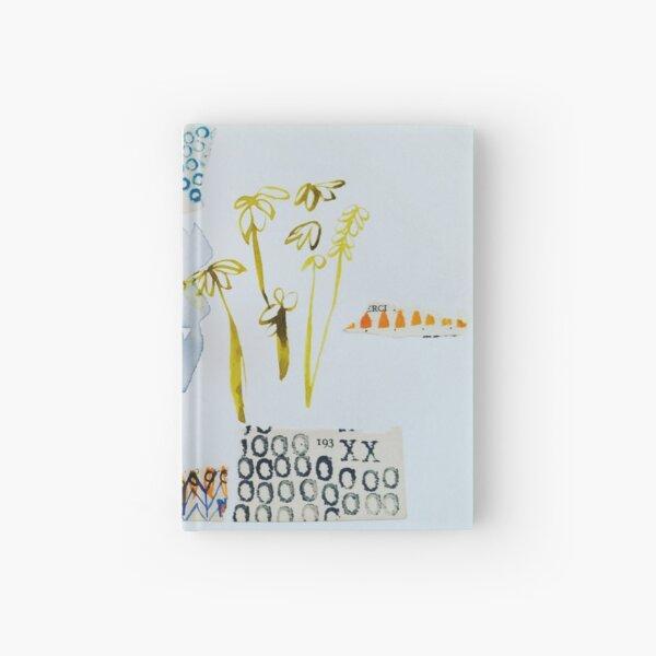 Rain on trees Hardcover Journal