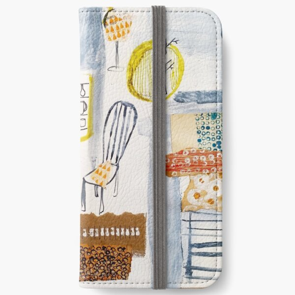 Alice's house iPhone Wallet