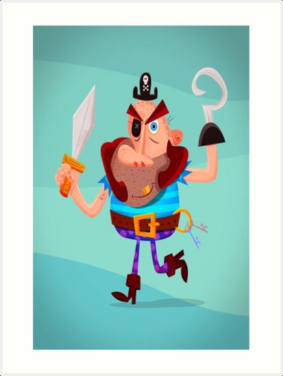 Captain Swork by Richard Rabassa