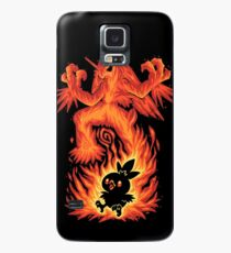 The Fire Bird Within Case/Skin for Samsung Galaxy