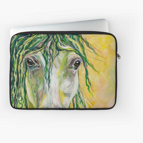 Mer-Mare Pony (Horse-Mermaid) Laptop Sleeve