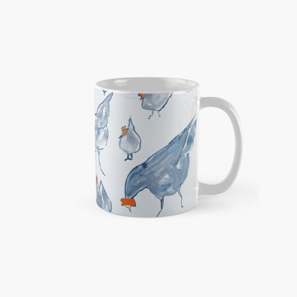 Grey Hens Classic Mug