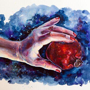 Garnet by Sadykova