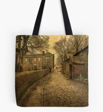 The Parsonage and School House  Tote Bag