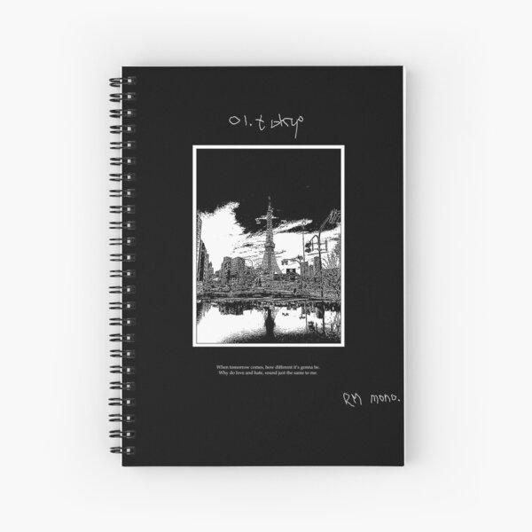 RM Mono. - Tokyo Cahier à spirale