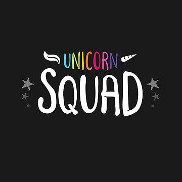 Unicorn Squad by zoljo